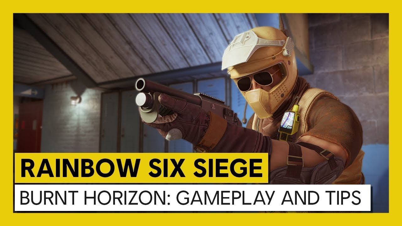 Rainbow Six Siege Burnt Horizon Time: Release Date, Server Down Time