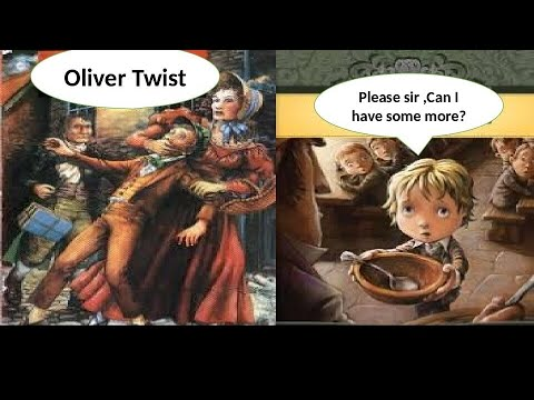 summary of oliver twist by charles dickens in 100 words