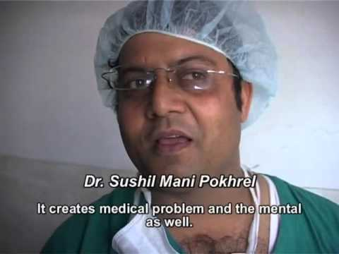 Obstacles yet to overcome: a documentary on women's health problem in Nepal