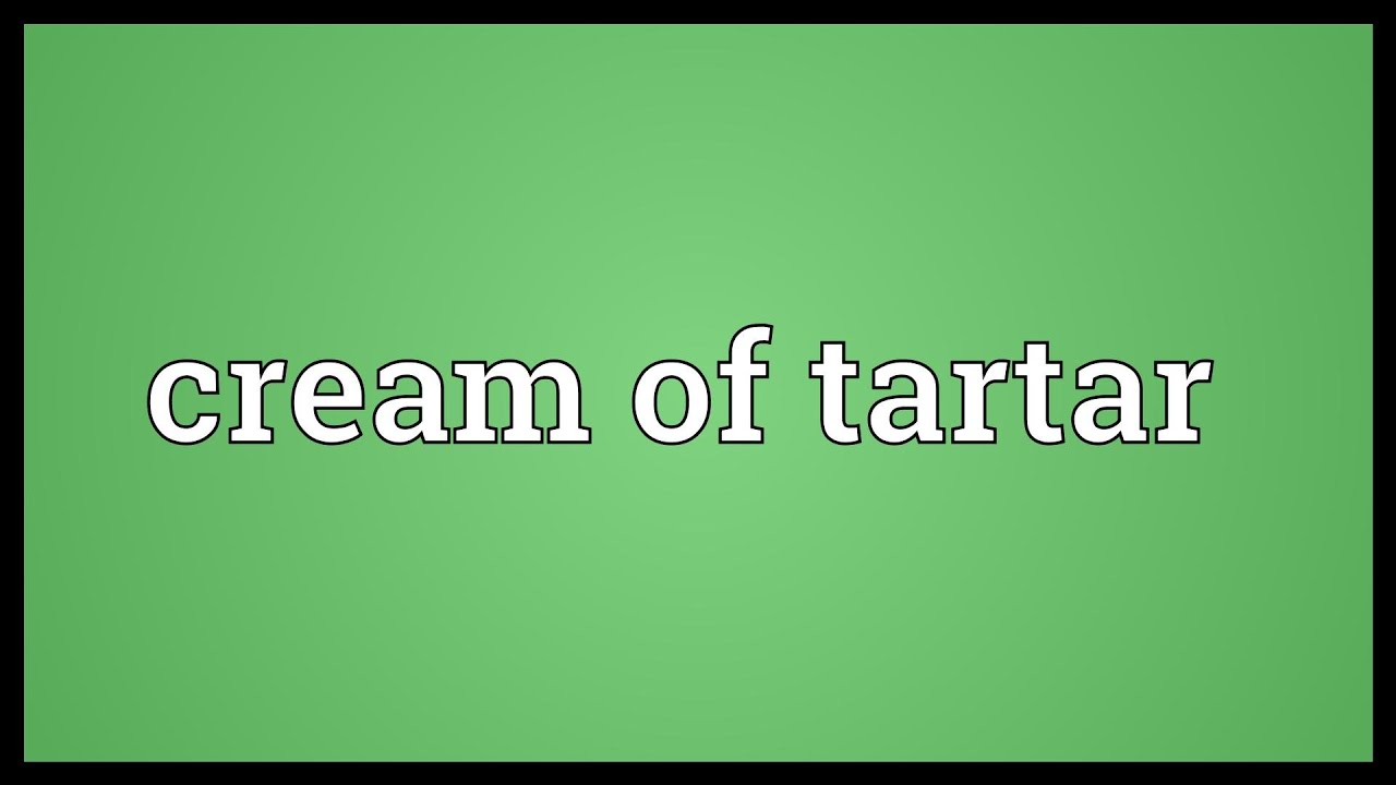 recipe: cream of tartar in tamil [13]