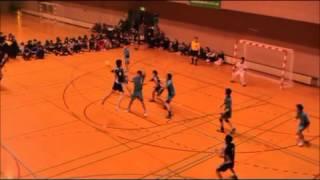 ハンドボール最高!2011 札幌月寒高校 モチベーション part08