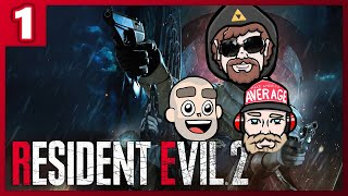 It's Halloween — let's get spooky! Dan joins us on this adventure to complete Resident Evil 2.