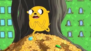 Cartoon Network CEE Adventure Time New episodes promo. (Romanian)