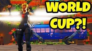 CREATIVE MODE WORLD CUP!?! (Battle Royale Win)