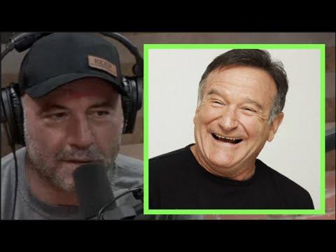 Joe Met Robin Williams and Didn't Realize It