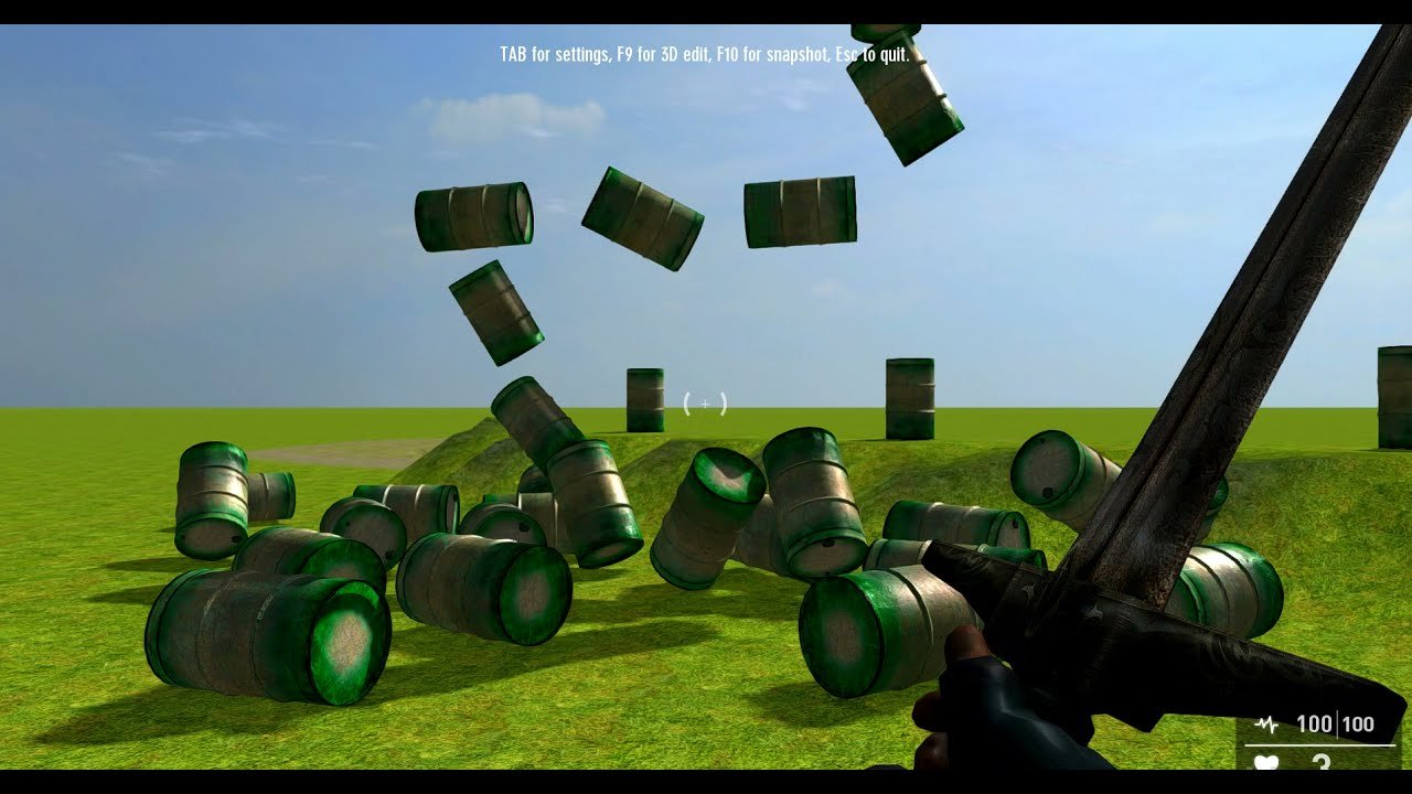 Game Guru - Physics-Based Sounds