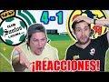 ¡HUMILLADOS Y GOLEADOS! REACCIONES SANTOS 4-1 AMERICA | FUTBOL AL CHILE