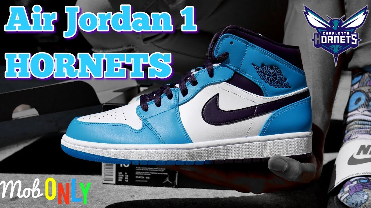 a363da7f81f6 Am I The only One Who Like s The Air Jordan 1 Mid HORNETS 4k Ultra ...