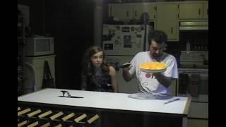 Mandarin Cheesecake