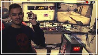 CS:GO+Fortnite Shqip - A Kemi SONTE RANKUPP A JOOOOO -