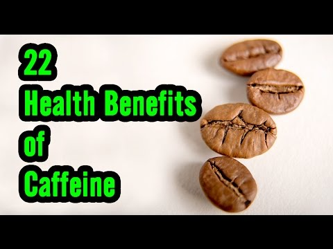 Caffeine: how does it affect our health?