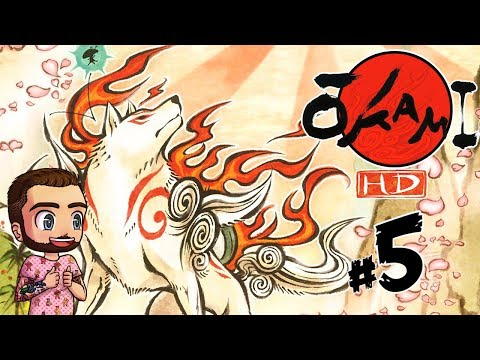OKAMI HD [5] - Feeding All The Animals! (PC Gameplay)