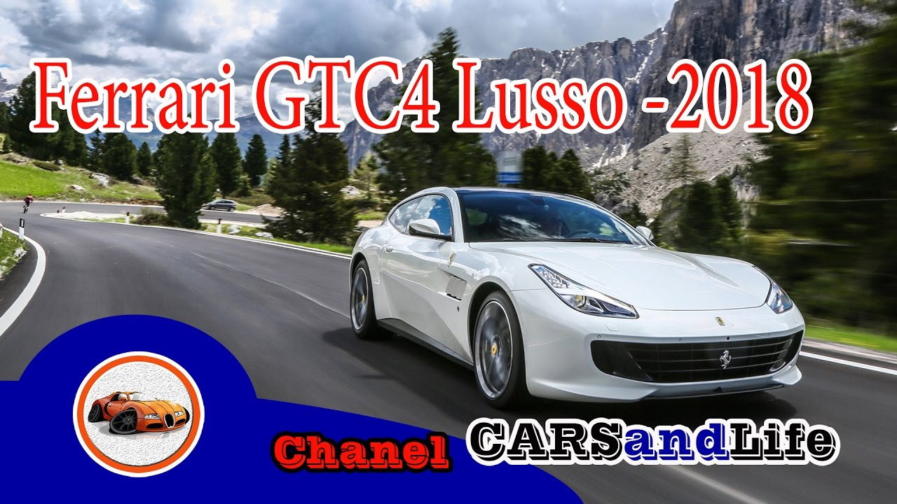 2018 ferrari gtc4lusso. contemporary gtc4lusso 2018 ferrari gtc4lusso interior exterior in ferrari gtc4lusso