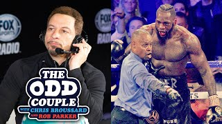 Chris Broussard - Deontay Wilder Can't Box, May Not Come Back From Loss To Tyson Fury
