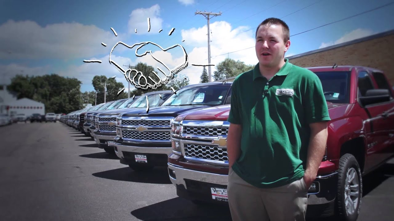 Always On Target At Vern Eide Gm In Mitchell Youtube