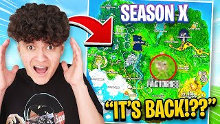 FaZe Jarvis Reacts to Season X (INSANE)
