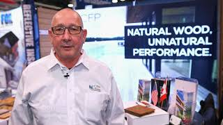 CFP Woods at the International Builders Show in Las Vegas, Nevada!