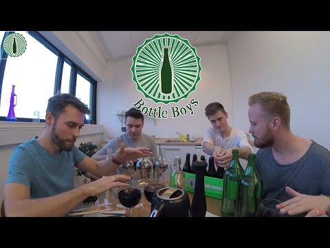 Bottle Boys - Sorry (Justin Bieber cover on bottles)