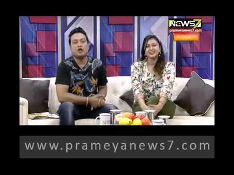 BREAKFAST ODISHA with Odiya tele Actress #Madhusmita Pradhan