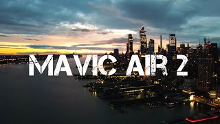 DJI Mavic Air 2 Cinematic Video (Insane Footage)