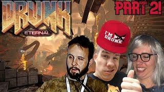 durnk doom eternal: NIUGHTMARE PC GAMEPYLAAaaa (part 2)