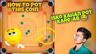 Awesome Shot Game Play 🔥  Carrom pool Nazim 🔥  Gaming Nazim   Carrom desi Pool   Op Game Play Carrom screenshot 1