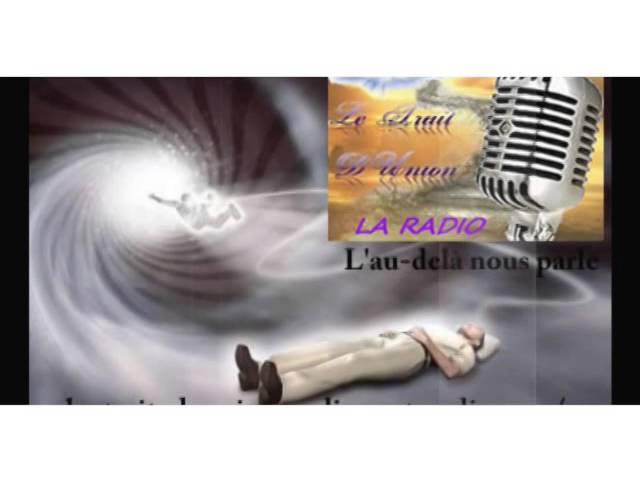 Au delà des mots 30 01 2014 sur LTU-RADIO NDE-EMI d'Eliane