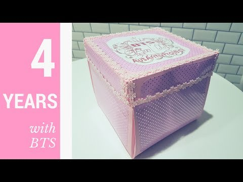 4 YEARS WITH BTS - Gift From AUS & NZ ARMY