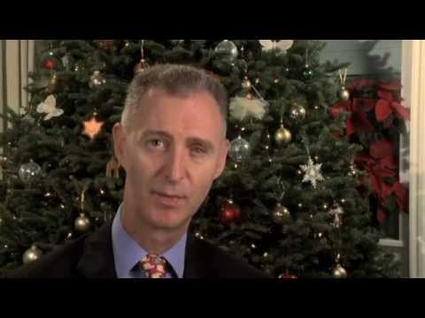 Governor George Fergusson Christmas Message 2012