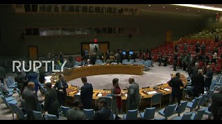 LIVE: UN Security Council convenes after US shifts Israeli settlements' policy