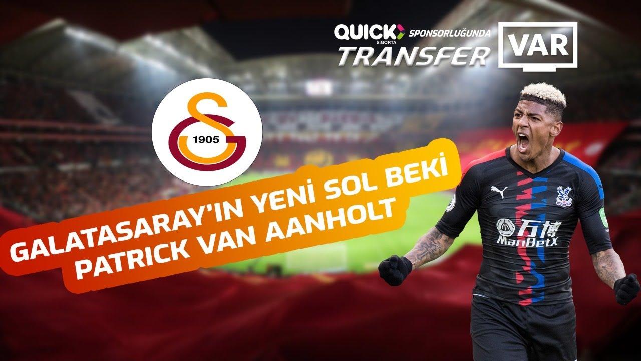 Aslanın Yeni Sol Beki Patrick Van AANHOLT ! Tüm detayları ile #TransferVAR'da...