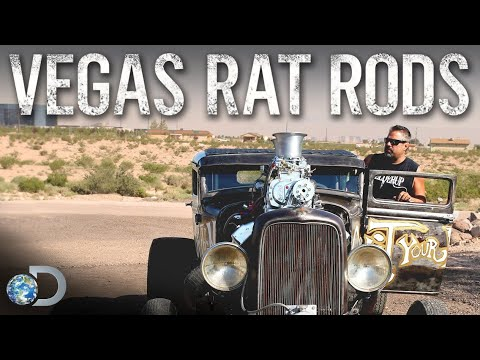 Download The Story of Steve Darnell - Sneak Peak... How Discovery's Vegas Rat Rods Happened