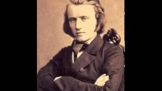 Johannes Brahms  - Piano Sonata No. 1, In C Major, Op. 1
