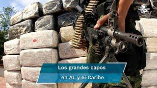 La  prohibición de las drogas y la declaración de guerra de EU  catapultó a los  capos de México y Colombia al poder; se trata, a decir de expertos, de una política mal diseñada porque agrava el problema