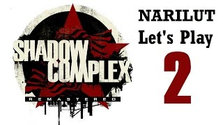 Shadow Complex Remastered - Let's play 2