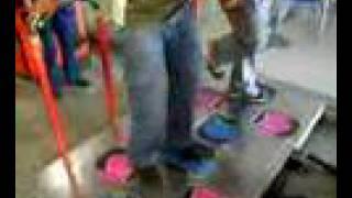 Dance Dance Revolution Afronova light