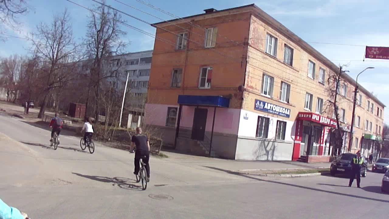 """Велопробег - 1 мая """"МИР!ВЕЛ!МАЙ!"""""""