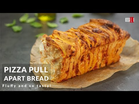 Pizza Pull Apart Bread / Food Channel L - A New Recipe Every Day!