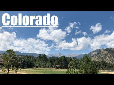 Droning Lyons, Colorado
