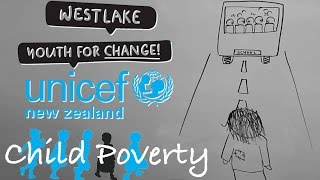 Child Poverty | Draw My Life