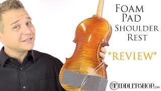 Foam Pad Shoulder Rest for Violin