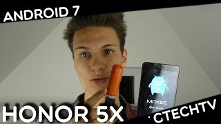 Honor 5x Android 7 installieren | CTechTV | German