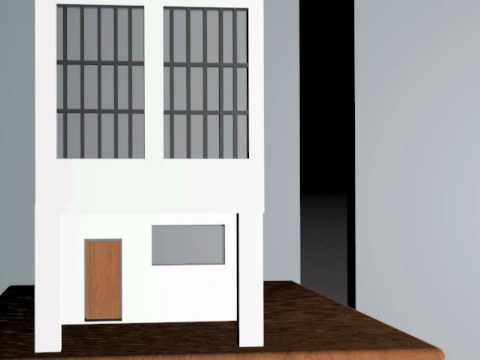 Theo Van Doesburg animation