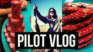 Kansas Poker and Hunting Vlog l Poker Vlog Pilot