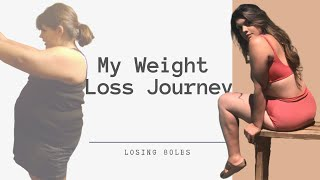 My Weight Loss Journey | 260 lbs to 180 lbs |