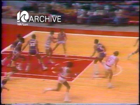 WAVY Archive: 1979 Houston Rockets Basketball-Malone