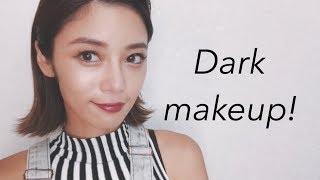 島袋聖南のダークメイク   Dark Makeup♪【2018秋】