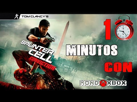 10 Minutos con Splinter Cell Conviction Xbox One X |MondoXbox