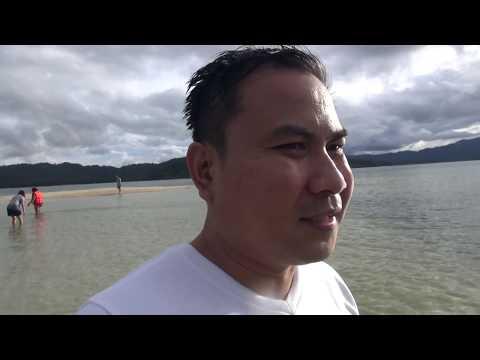 Sandbar Or Starfish Island, Port Barton, Palawan