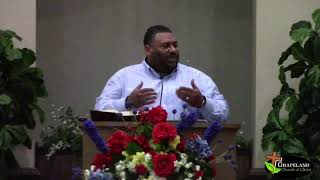 Obedience (Sermon) | Minister Early Copeland @ Grace Street Church of Christ